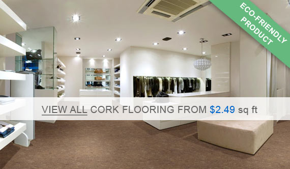 Evora Cork Flooring