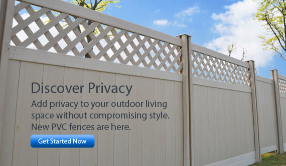 Yakima PVC Fence
