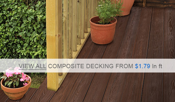 Dura-Shield Composite Decking