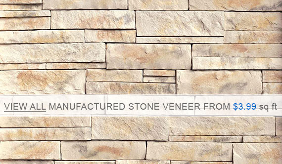 Manufactured Stone Veneer
