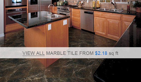 Marble Tile - Laurent Brown