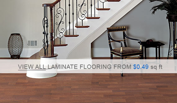 Lamton 8mm Laminate Flooring