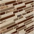 Cabot Cabot Mosaic Tile <br> Royal Oaks Blend Interlocking
