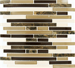 Cabot Cabot Mosaic Tile &lt;br> Royal Oaks Blend Interlocking